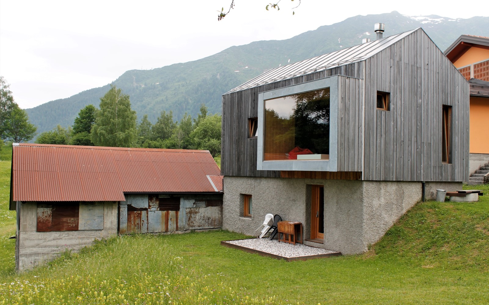 A holiday home in the Carnic Alps